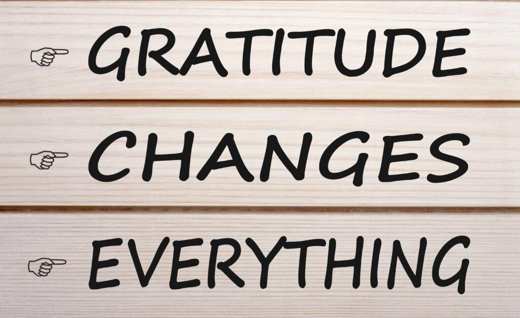Gratitude for Partner