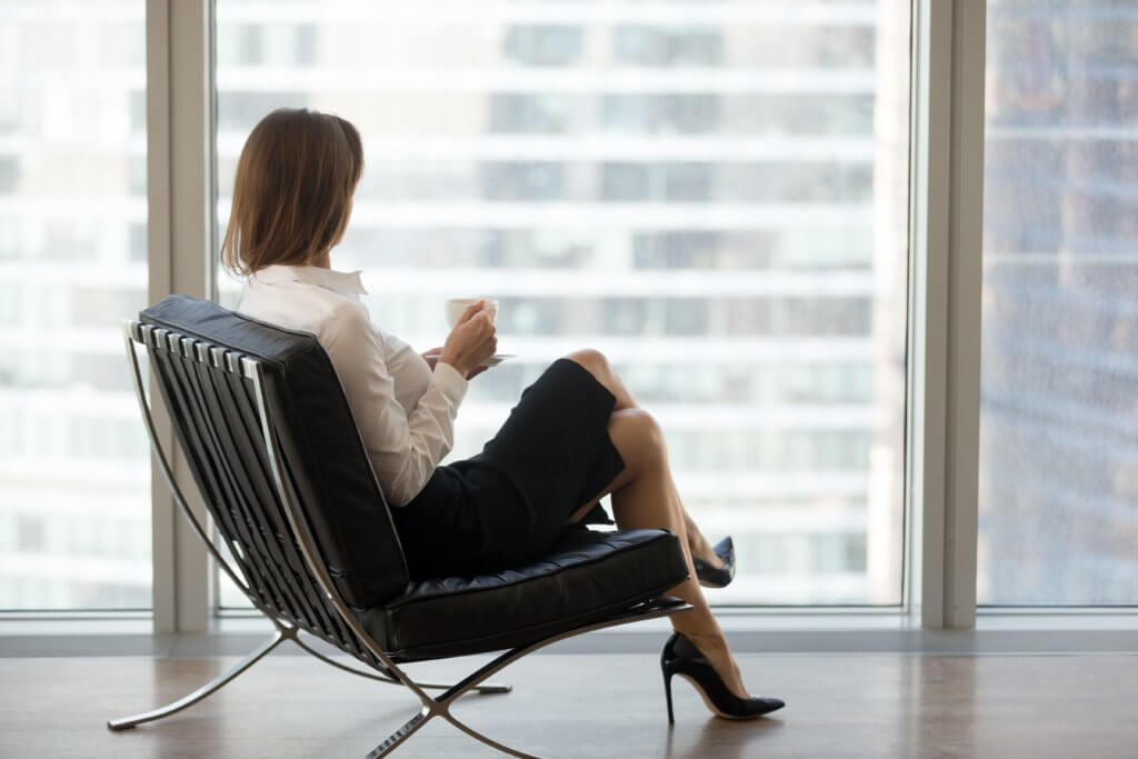 Independent Woman Independence Builds Barriers