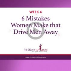 Mistakes Women Make